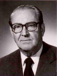 Photo: Karl Ståhl, consul emeritus