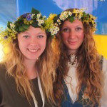 Swedish Girls Midsummer 2015