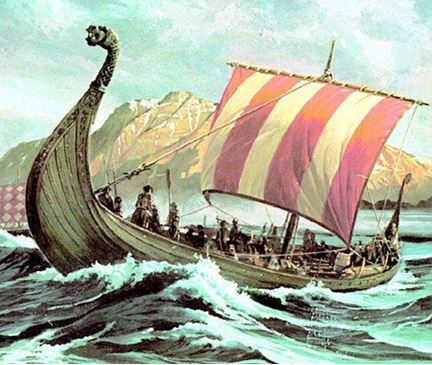 Tales of the Vikings in Canada
