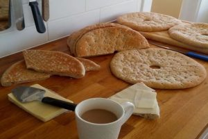 Scandinavian Baking: Flat Bread