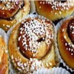Nordic Baking on Zoom: Cinnamon Buns