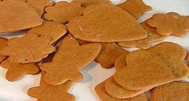Scandinavian Baking Class: Ginger Cookies