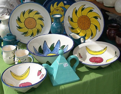 Scandinavian Midsummer Craft Tables are sold out