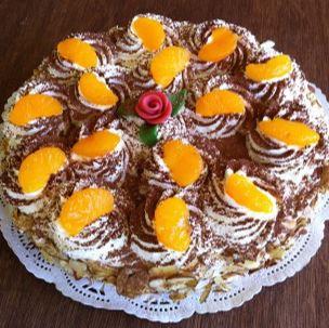 Scandinavian Baking Budapest Cake