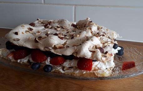 Scandinavian Baking Brittatårta