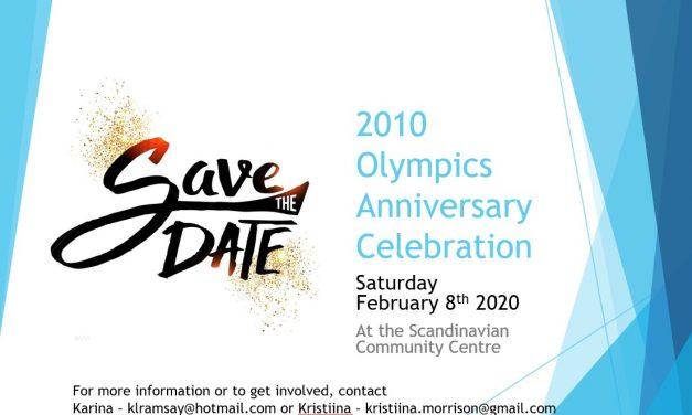 2010 Olympics Anniversary Celebration