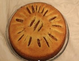 Nordic Baking: Apple Cinnamon Cake