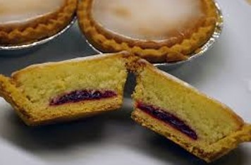 Scandinavian Baking: Marzipan Tarts