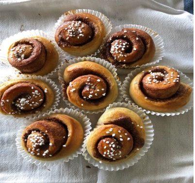 Nordic Baking Contest