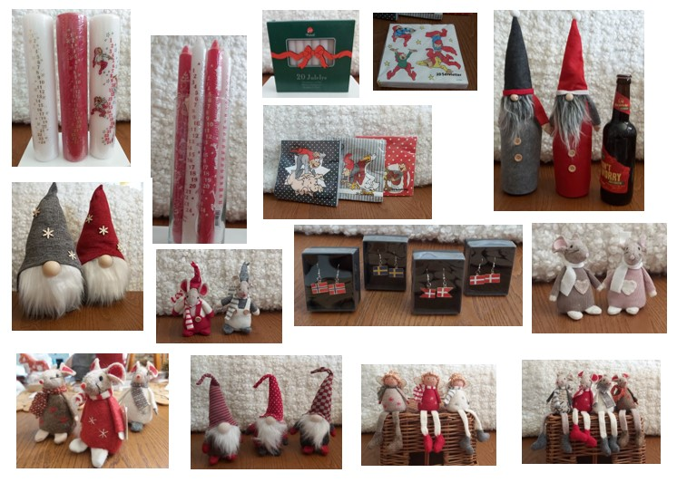 Craft Room – Nordic Jul Decorations