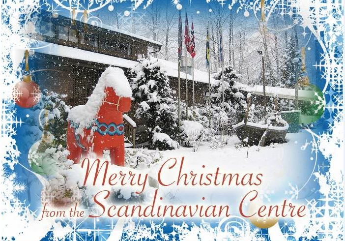 Scandinavian Centre Christmas Hours