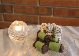 Nordic Baking: Dammsugare & Chokladbollar