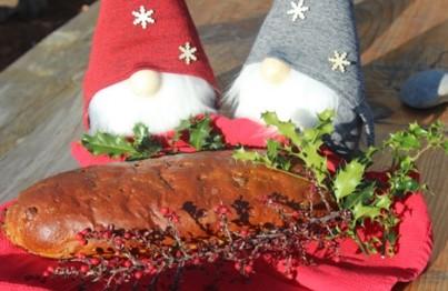 Nordic Baking: Christmas Rye Bread