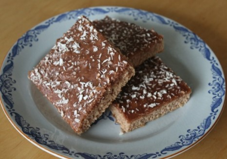 Nordic Baking: Chocolate Squares