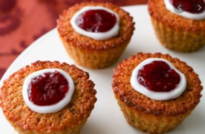 Nordic Baking: VFC presents Runeberg Cakes
